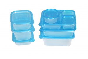 Buy Biopac Plastic Storage Containers Set Of 24 online