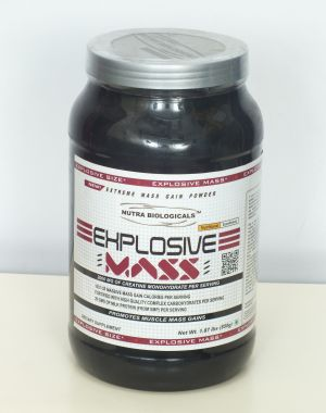 Buy NUTRA-BIOLOGICALS EXPLOSIVE MASS-REAL COOKIE &CREAM online