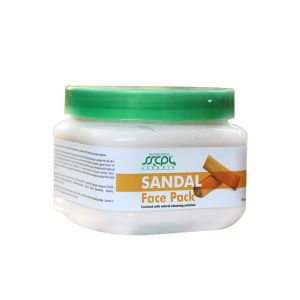 Buy Sscpl Herbals Chandan Face Pack (150gm)( Code - Fp_sand_08 ) online