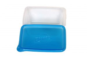 Buy Biopac Food Storage Container & Lid- Large Rect-1862ml Pack-2 online
