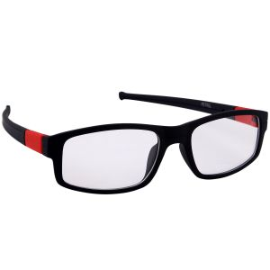 Buy Petrol Red Wayfarer Sunglasses(clear) online