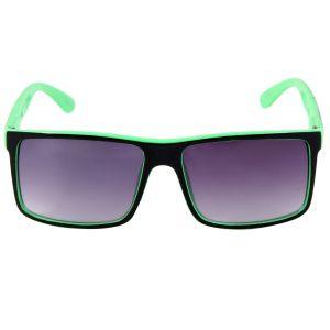 8e44cc1302 Buy Nectar Green Wayfarer Sunglasses For Men Online