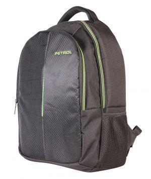 Buy Petrol Black Laptop Bag online