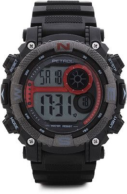 Buy Petrol Digital Watch - For Men online