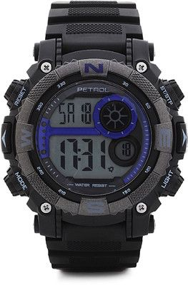 Buy Petrol Digital Watch - For Men online