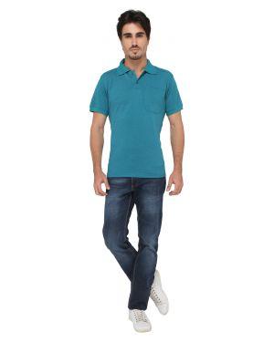 Buy Sgx Men'S Stylish Golf Polo Neck T-Shirt online