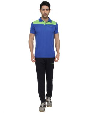 Buy Sgx Men's Stylish Polo Neck T-shirt Sgxpndfsprts-bg online