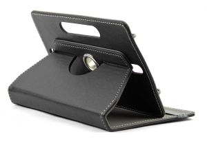 Domo Book Cover For 7 Inch Tablet Pc (Black)