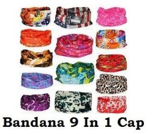 Buy Bandana 9 In 1 Cap Unisex online