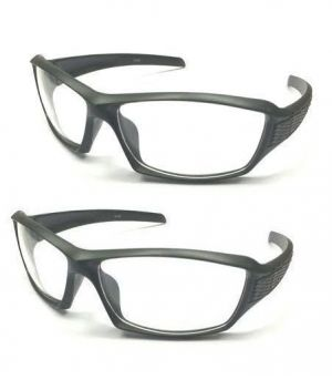 Buy Dh Set Of 2 Night Driving Glarefree Sungsunlasses With Clear Lens online