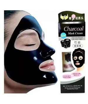 Buy Set Of 2 Charcoal Peel Off Mask For Men & Women online