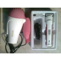 Buy Nova Hair Dryer Nova Trimmer (combo) online