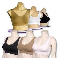 Buy New Seamless Bra Set Of 3pcs Air Bra Total Comfort online