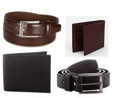 Buy Combo Offer 2 Belt With 2 Wallet online