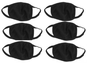 Buy 6 Pcs Dust/Anti Pollution Protective Face Mask Mouth & Nose Respirator Outdoor online