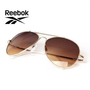 Buy Reebok Aviator Golden Sunglasses online