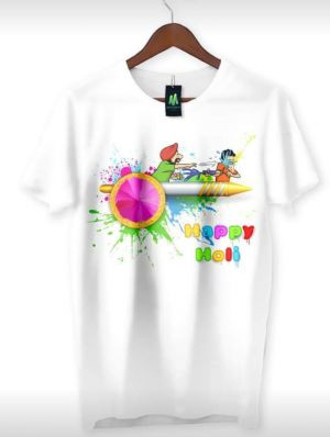 Buy Holi Celebration Unisex T-shirt online