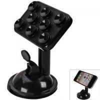 Buy 360 Rotating Supper Vaccum Suction Universal Car Mount Holder Stand online