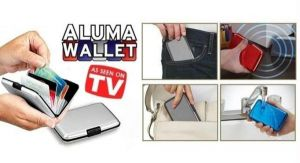 Buy Business ID Credit Card Security Alluma Wallet online