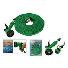 Buy Spray Gun With 10m Length High Pressure Water Pipe Hose Clean Wash Car/gard online