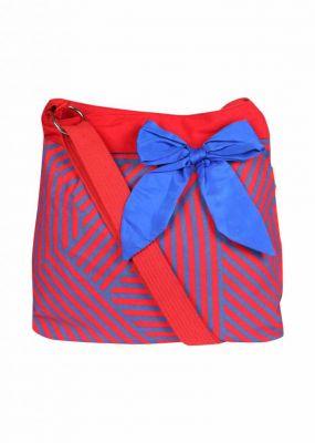 Buy Pick Pocket Canvas Cross Body Sling Bag online
