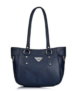 aa5d176efa3 Buy Fostelo Women s Sifini Blue Handbag Online   Best Prices in ...