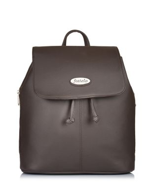 Buy Fostelo Women's Alice Brown BackPack online
