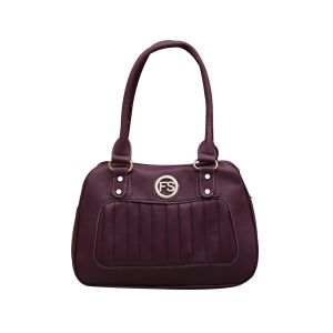 Buy Fostelo Astonishing Purple Handbag online