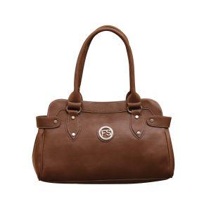 Buy Fostelo Dazzling Beige Handbag online