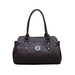 Buy Fostelo Dazzling Brown Handbag online