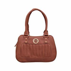 Buy Fostelo Astonishing Tan Handbag online