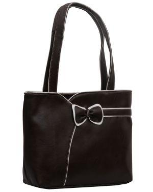 Buy Fostelo Layla Brown Handbag online