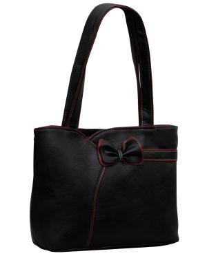 Buy Fostelo Layla Black Handbag online