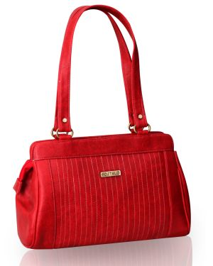 Buy Fostelo Royal Kate Red Handbag online