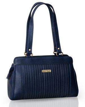 Buy Fostelo Royal Kate Blue Handbag online