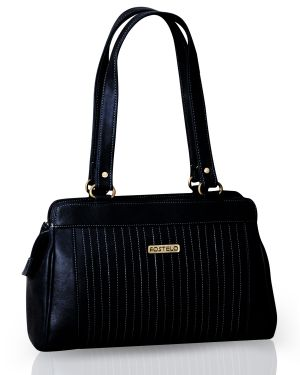 Buy Fostelo Royal Kate Black Handbag online