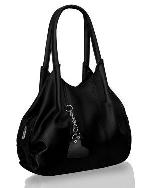 Buy Fostelo Style Diva Black Handbag online