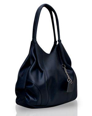 Buy Fostelo Style Diva Blue Handbag online