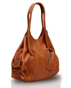 Buy Fostelo Style Diva Tan Handbag online