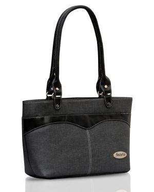 Buy Fostelo Eco Elliot Grey Handbag online