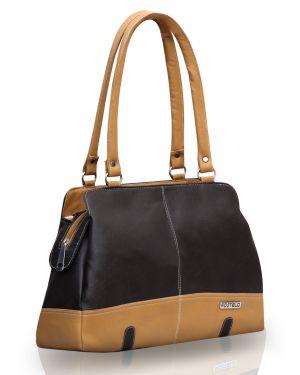 Buy Fostelo Aurielle Brown Handbag online