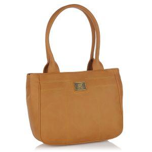 Buy Fostelo Pelican Tan Handbag online