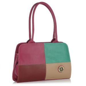 Buy Fostelo Debbie Multicolor Handbag online