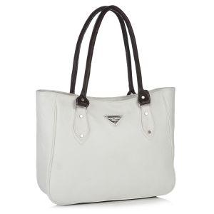 Buy Fostelo Carousel White Handbag online