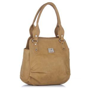 Buy Fostelo Lakeshore Beige Handbag online