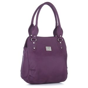 Buy Fostelo Lakeshore Purple Handbag online