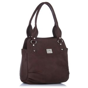 Buy Fostelo Lakeshore Brown Handbag online