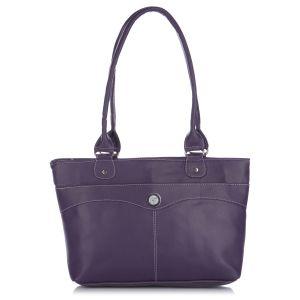 Buy Fostelo Chandler Medium Blue Handbag online