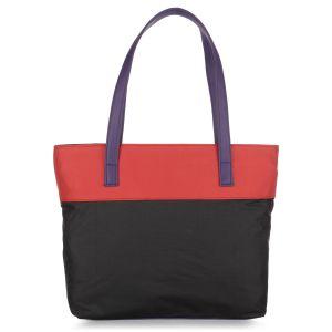 Buy Fostelo Charming Medium Black Handbag online