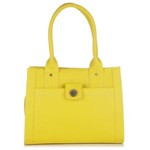Buy Fostelo Oceanside Yellow Handbag online
